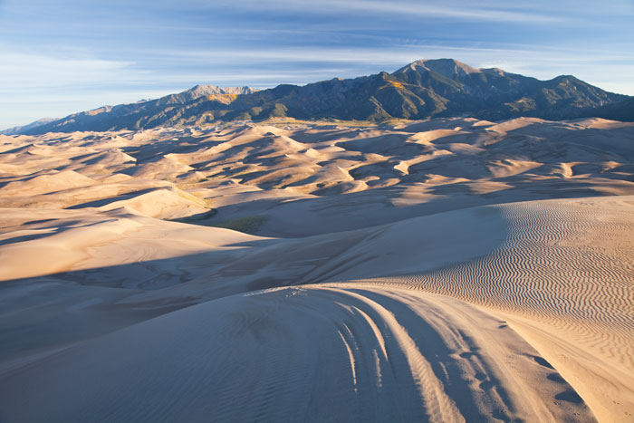 Great Sand Dunes National Park, CO, USA