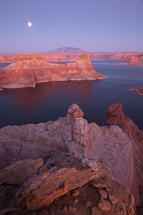 Glen Canyon National Recreation Area, UT, USA