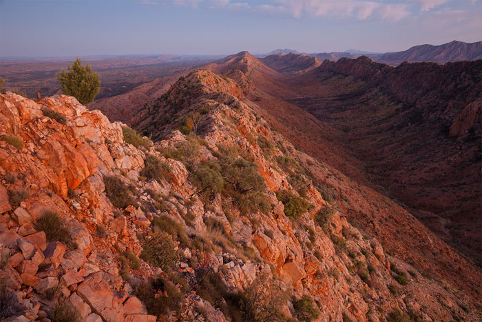 West MacDonnell National Park, NT, Australia